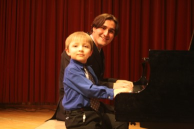 Piano Masterclass in Fort McMurray